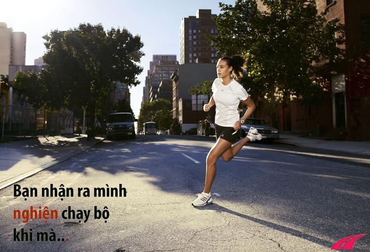 Nghiện chạy bộ