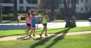 Người Mỹ chạy bộ