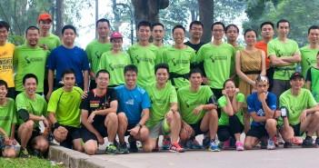 Hội chạy đường dài (Long Distance Runners)