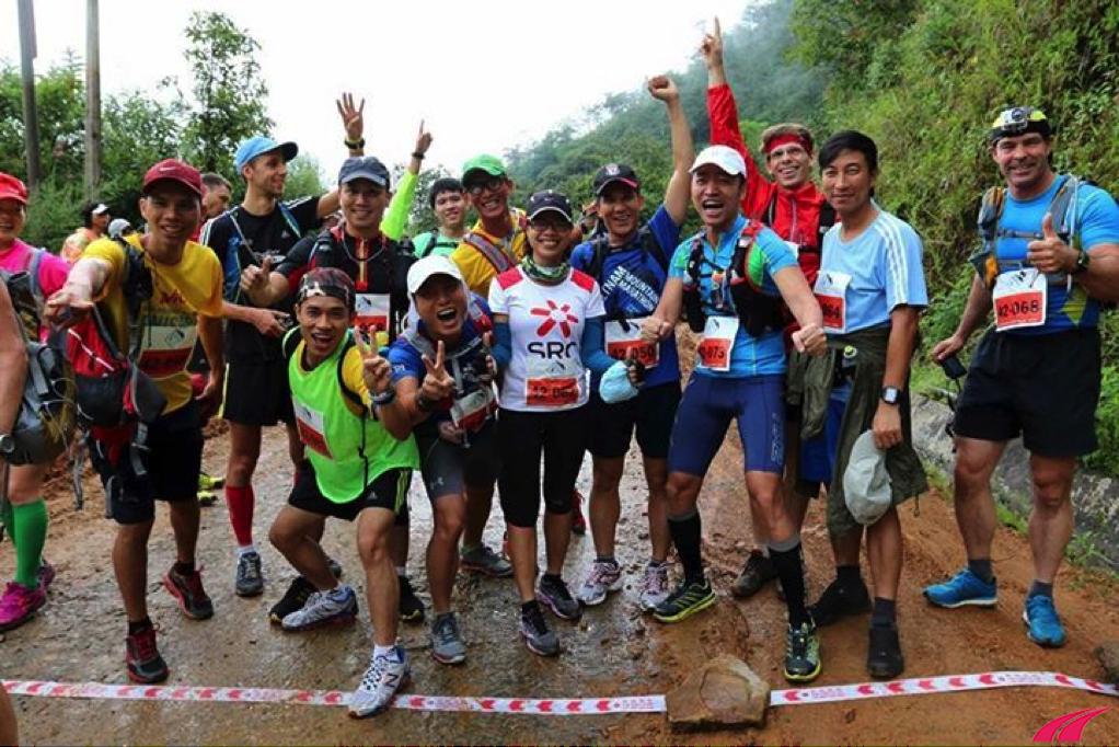 Vietnam Mountain Marathon. Tận hưởng hay chịu đựng
