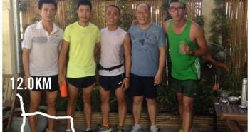 Nhóm chạy Run 4 Green Danang