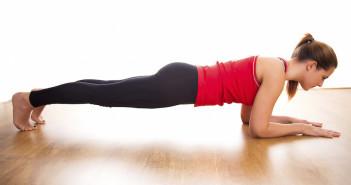 Plank để chạy bộ tốt hơn
