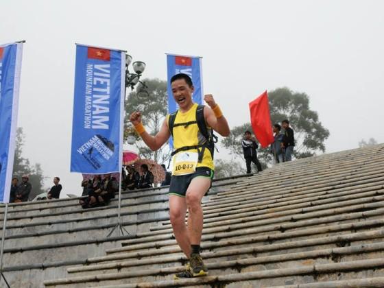 Chạy bộ giải VMM 2014