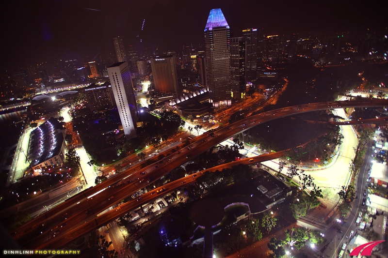 Đêm Singapore