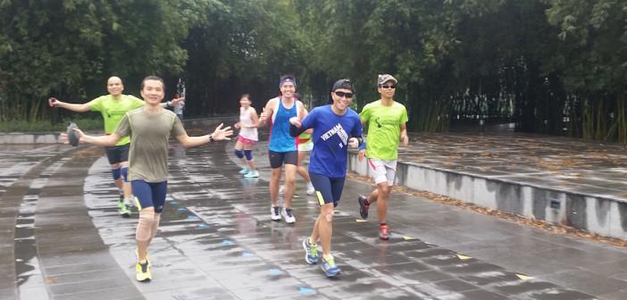 Chia sẻ về Thử thách chạy bộ 12h (phần 2)
