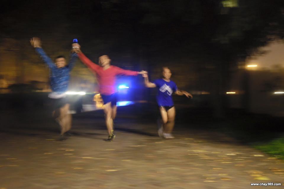 Chạy dài, Chạy bền, Chạy 12h, Chạy ultra