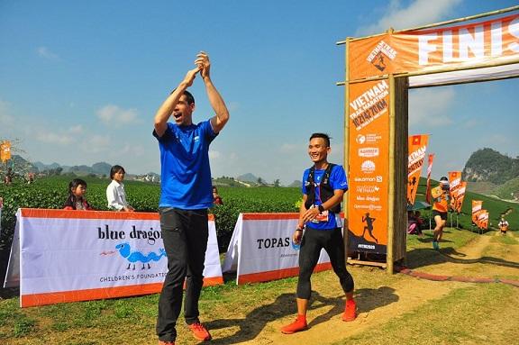 Quang Trần vô địch 70km