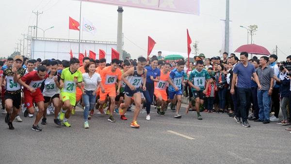 Giải chạy chinh phục đỉnh non Vua - Bắc Giang