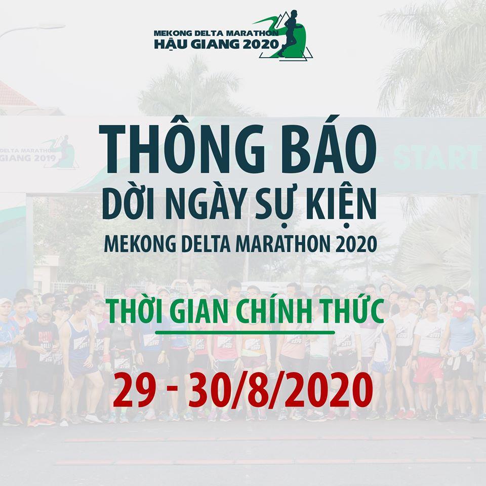 Mekong Delta Marathon 2020