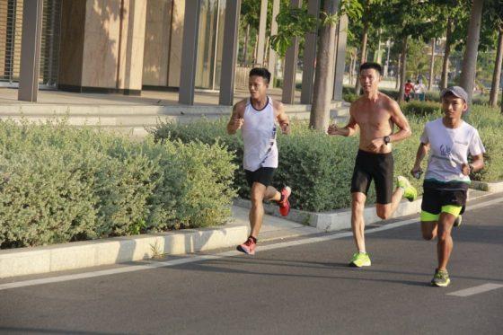 Chân dung runner Đan Quyết