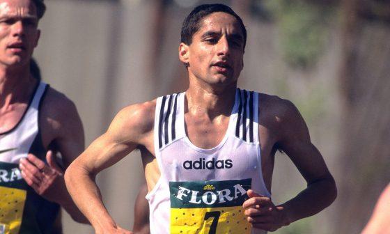 Richard Nerurkar. Ảnh: AthleticsWeekly