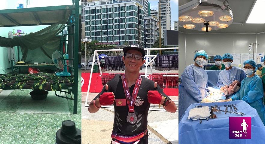 Bác sỹ sản phụ khoa Ironman Vũ Nhật Khang