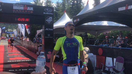 Spidey Nguyễn cán đích Ironman Canada và giành suất dự giải VĐTG Ironman Kona