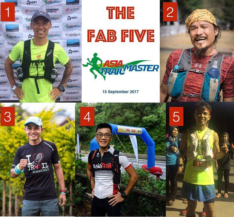 Yim Heng Fatt - Asia Trail Master