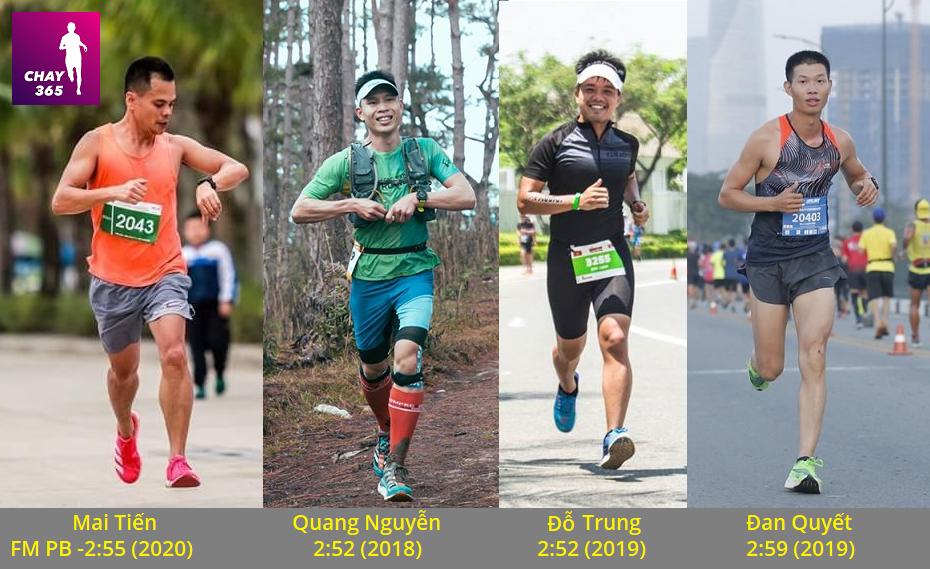 Marathon Sub3