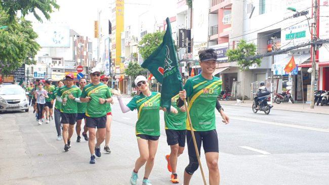 Mekong delta runners