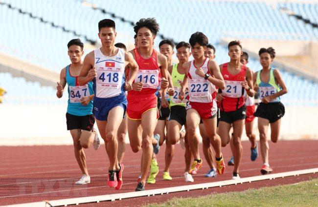 Dương Văn Thái - VĐQG2020
