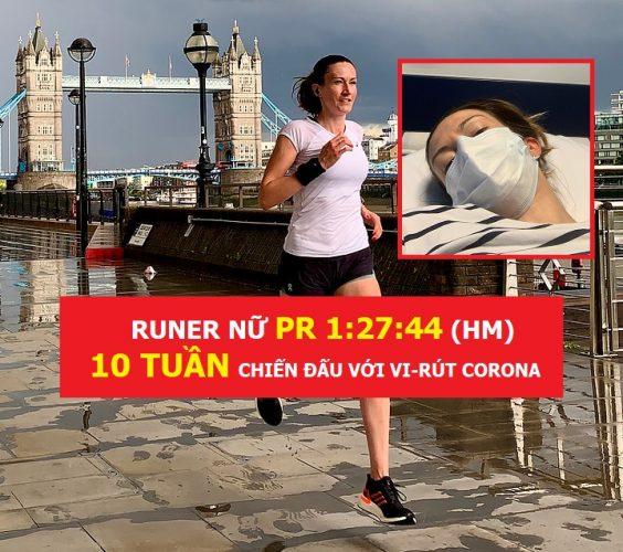 Runner vs virut Corona