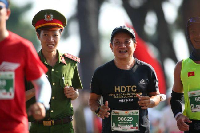 Ông Đoàn Ngọc Hải, cựu CT UBND Q.1 TPHCM. Ảnh: TPM